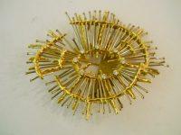 DAVID THOMAS brooch/pendant with diamonds