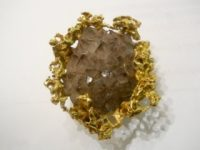 BECK AND BLYTH 18ct gold brooch