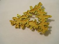 ANDREW GRIMA 18CT GOLD BROOCH PENDANT,SIGNED GRIMA,1971