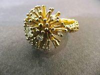 DAVID THOMAS 18ct RING WITH DIAMONDS