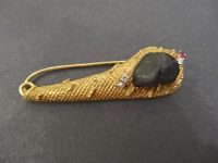 ANDREW GRIMA BROOCH,SIGNED,DATED 1967 ON PIN